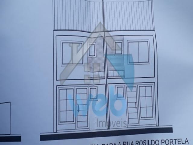 Oportunidade de compra! sobrado, 02 quartos, aproximadamente 77 m², em construção na regiã - Foto 20