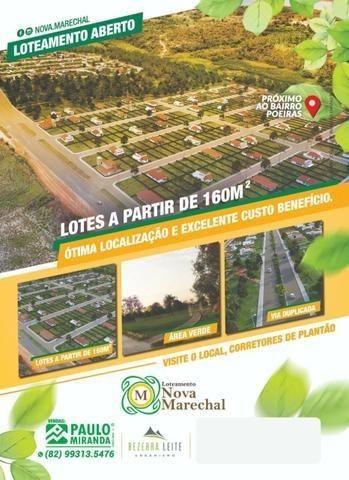 Loteamento Nova Marechal - A partir R$ 199,00 - 1 fase 90% vendida