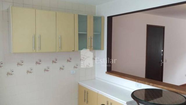Apartamento 03 quartos (01 suíte) e 02 vagas no seminário, curitiba - Foto 9