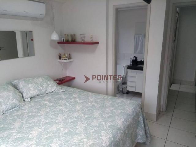 Apartamento com 3 dormitórios à venda, 92 m² por R$ 370.000,00 - Jardim Goiás - Goiânia/GO - Foto 19
