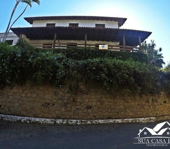 Casa duplex - 7 quartos - com uma linda vista panorâmica para praia de manguinhos - Foto 3