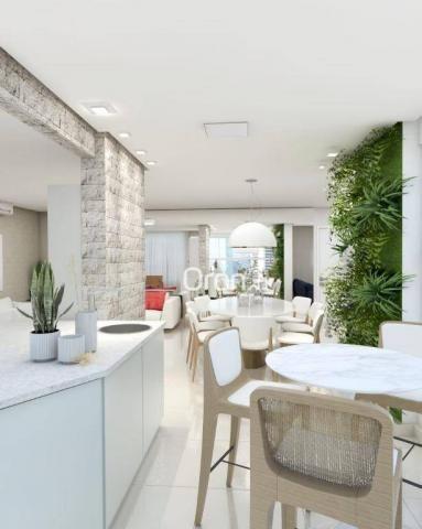 Cobertura com 4 dormitórios à venda, 318 m² por R$ 1.271.000,00 - Setor Bueno - Goiânia/GO - Foto 6