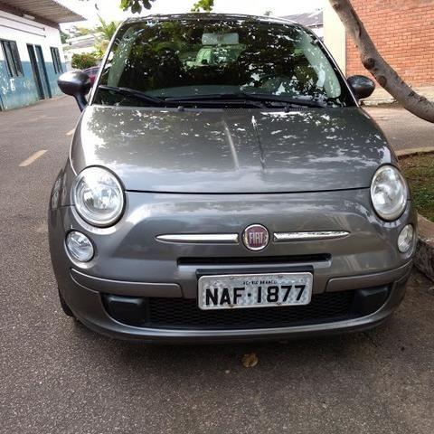 Fiat 500 / 2012 - Único dono