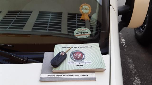 FIAT DOBLÒ 2015/2016 1.8 MPI ESSENCE 16V FLEX 4P MANUAL - Foto 14