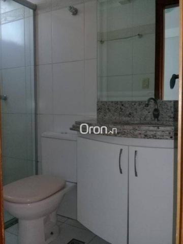 Apartamento com 3 dormitórios à venda, 117 m² por R$ 620.000,00 - Setor Bueno - Goiânia/GO - Foto 12