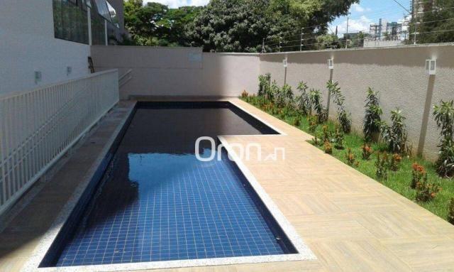 Apartamento à venda, 67 m² por r$ 320.000,00 - setor pedro ludovico - goiânia/go - Foto 7