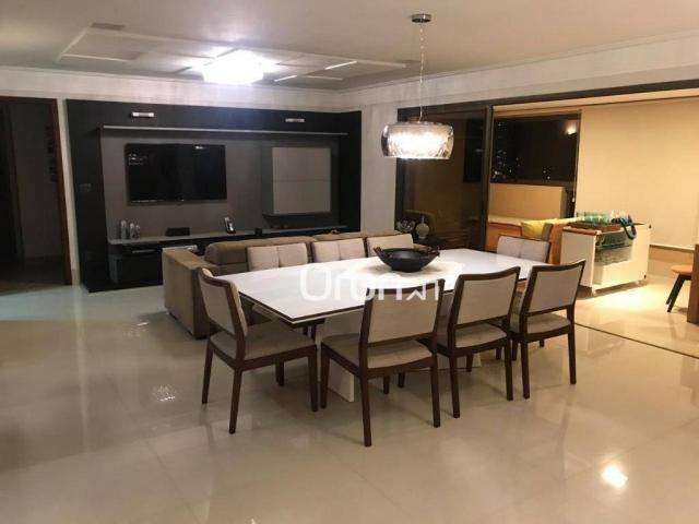 Apartamento à venda, 174 m² por r$ 1.250.000,00 - setor bueno - goiânia/go