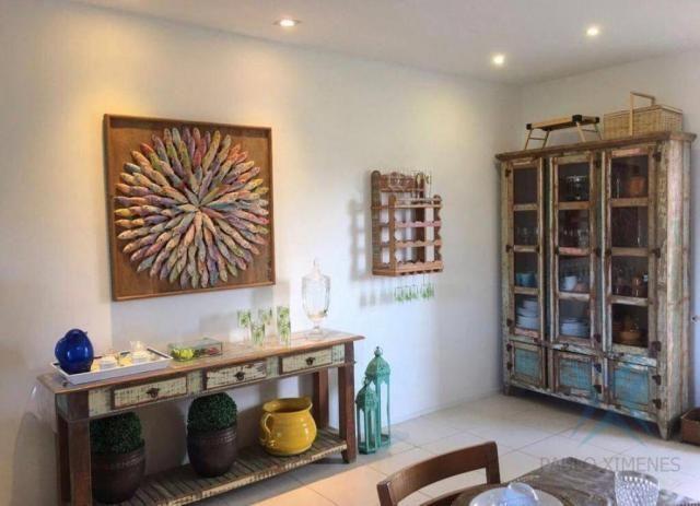 Apartamento wellness beach park resort , com 4 dormitórios à venda, 135 m² por R$ 950.000  - Foto 6