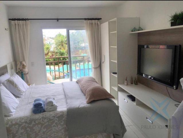 Apartamento wellness beach park resort , com 4 dormitórios à venda, 135 m² por R$ 950.000  - Foto 9