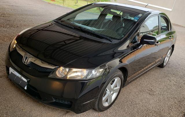 Honda Civic Lxs 2010; 1.8 flex; impecável