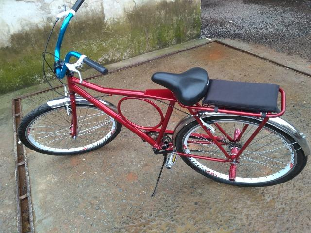 Bicicleta Monark inteira - Foto 4