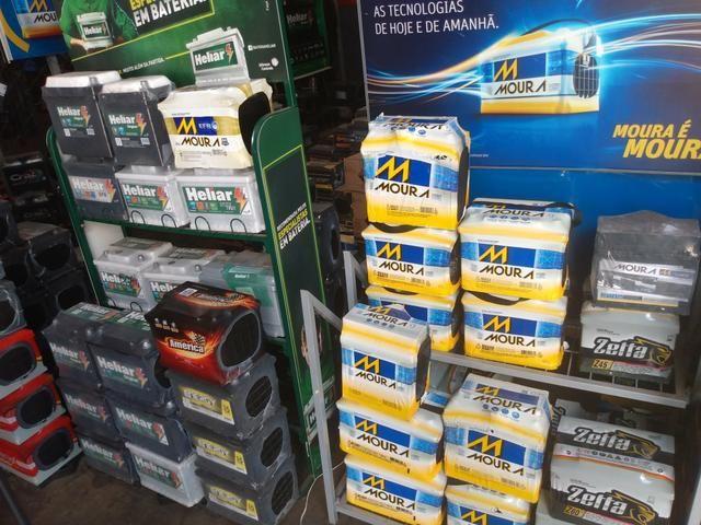 Baterias super promoção todos modelos em oferta