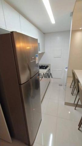 Apartamento com 1 dormitório para alugar, 42 m² por R$ 2.000,00/mês - Setor Oeste - Goiâni - Foto 18