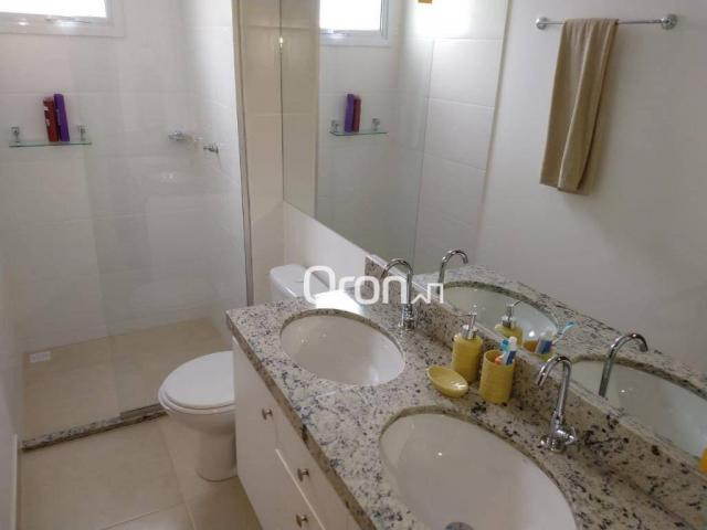 Apartamento com 3 dormitórios à venda, 94 m² por r$ 380.000,00 - parque amazônia - goiânia - Foto 19