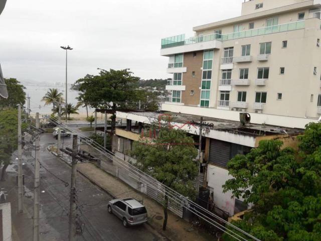 Apartamento à venda com 2 dormitórios em São francisco, Niterói cod:AP1098