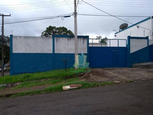 Barracão à venda, 221 m² por R$ 750.000,00 - Jardim América - Foz do Iguaçu/PR