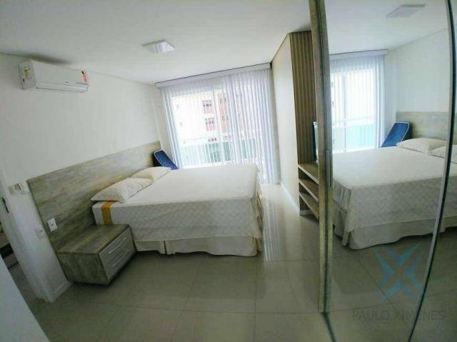 Apartamento com 2 dormitórios à venda, 70 m² por r$ 1.260.000 - meireles - fortaleza/ce - Foto 7