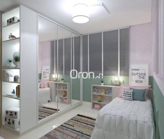 Cobertura com 4 dormitórios à venda, 318 m² por R$ 1.271.000,00 - Setor Bueno - Goiânia/GO - Foto 18