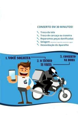 Troca de Tela smartphone Delivery - Foto 2