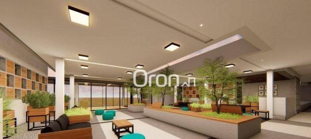 Apartamento com 2 dormitórios à venda, 56 m² por R$ 198.000,00 - Condomínio Santa Rita - G - Foto 11