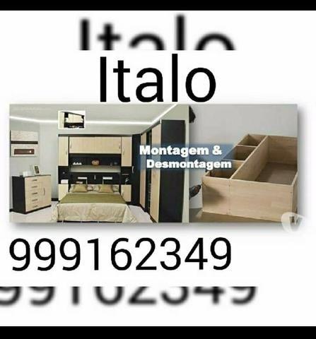 Italo Montagem de moveis