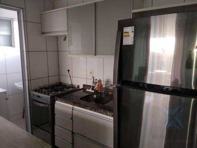 Apartamento com 1 dormitório à venda, 48 m² por r$ 300.000 - praia de iracema - fortaleza/ - Foto 6