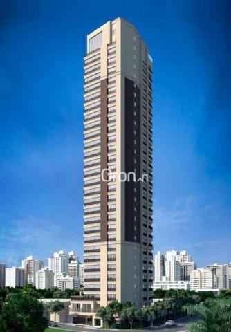 Apartamento à venda, 240 m² por r$ 1.648.000,00 - setor marista - goiânia/go - Foto 10