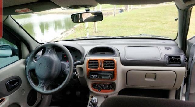 Renault Clio 1.6 16v 2004 completo - Foto 7