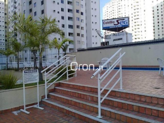 Apartamento com 3 dormitórios à venda, 117 m² por R$ 620.000,00 - Setor Bueno - Goiânia/GO - Foto 19