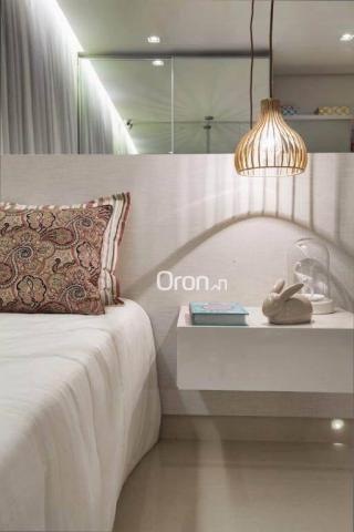 Apartamento com 3 dormitórios à venda, 154 m² por R$ 981.000,00 - Alto da Glória - Goiânia - Foto 5
