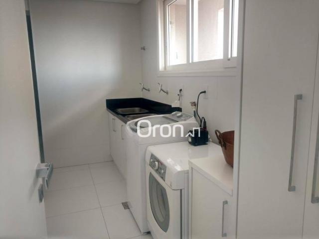 Apartamento à venda, 265 m² por R$ 2.450.000,00 - Setor Marista - Goiânia/GO - Foto 15