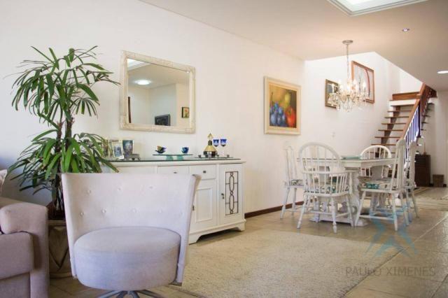 Casa com 3 dormitórios à venda, 240 m² por r$ 419.990 - edson queiroz - fortaleza/ce - Foto 10