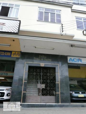 Apartamento com 2 dormitórios para alugar, 70 m² por r$ 1.000/mês - centro - niterói/rj