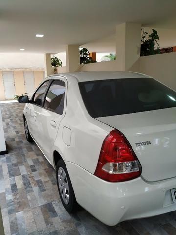 Etios Sedan Completo 2013 - Foto 2
