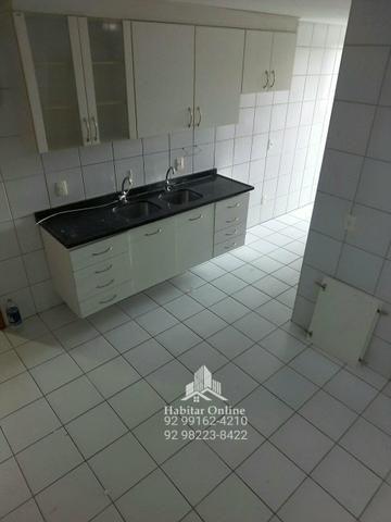 Barra do Rio Negro Apartamento na Orla da Ponta Negra 4 suítes 180 m² - Foto 5