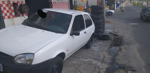 Fiesta 2001.troco e vendo