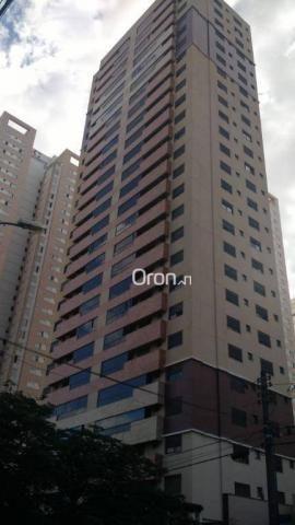 Apartamento à venda, 174 m² por r$ 1.250.000,00 - setor bueno - goiânia/go - Foto 3