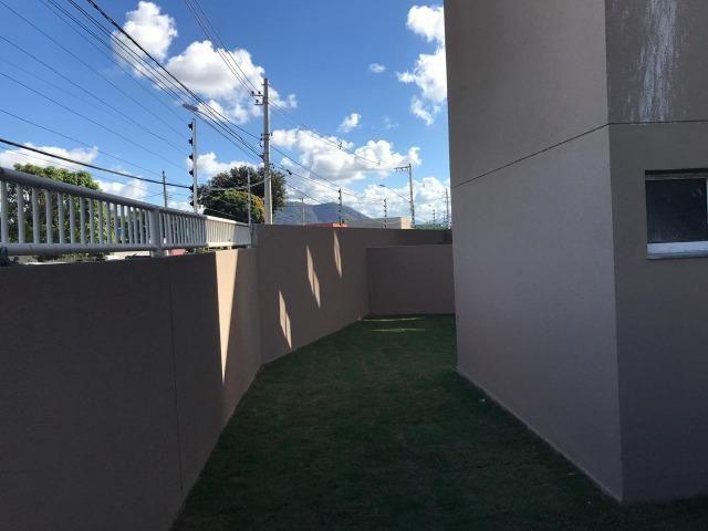 Apartamento 2 quartos e 2 quartos com quintal imperdível!! No MCMV - Foto 2