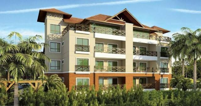 Apartamento residencial à venda, Porto das Dunas, Aquiraz. - Foto 2