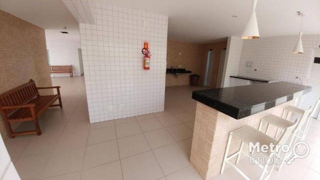 Apartamento com 2 quartos à venda, 66 m² por R$ 386.428 - Jardim Renascença - São Luís/MA - Foto 6