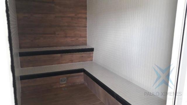 Contemporâneo, 3 dormitórios à venda, 144 m² por r$ 1.310.000 - aldeota - fortaleza/ce - Foto 4