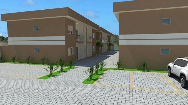 Apartamentos no Alto Xurupita, Porto Seguro - BA, com 02 quartos - Foto 3
