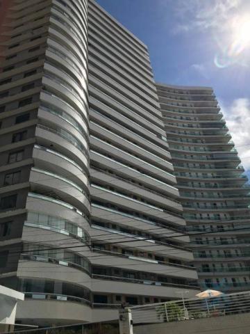 Apartamento com 4 dormitórios à venda, 357 m² por r$ 2.680.000,00 - meireles - fortaleza/c - Foto 2