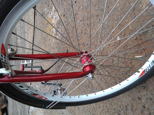 Bicicleta Monark inteira - Foto 2