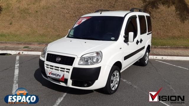FIAT DOBLÒ 2015/2016 1.8 MPI ESSENCE 16V FLEX 4P MANUAL