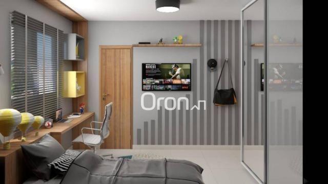Cobertura com 4 dormitórios à venda, 318 m² por R$ 1.271.000,00 - Setor Bueno - Goiânia/GO - Foto 14