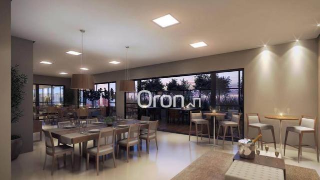 Apartamento à venda, 66 m² por r$ 339.000,00 - jardim américa - goiânia/go - Foto 6