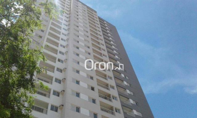 Apartamento à venda, 67 m² por r$ 320.000,00 - setor pedro ludovico - goiânia/go