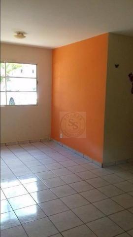 Apartamento residencial para locação, Jardim Santo André, Santo André. - Foto 6