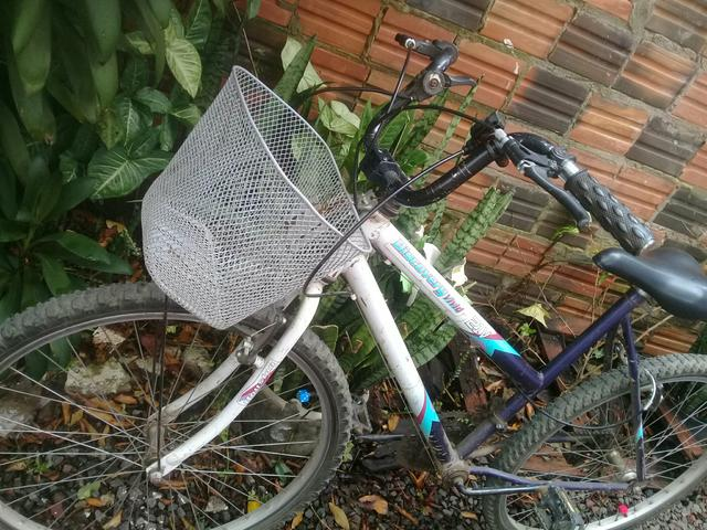Bicicleta aro 26 e aro 20 - Foto 2